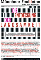 Münchner Feuilleton Ausgabe 91
