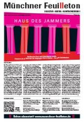 Münchner Feuilleton Ausgabe 62
