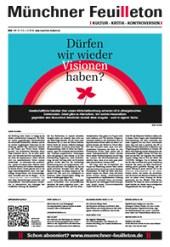 Münchner Feuilleton Ausgabe 74