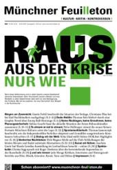 Münchner Feuilleton Ausgabe 96