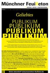 Münchner Feuilleton Ausgabe 101