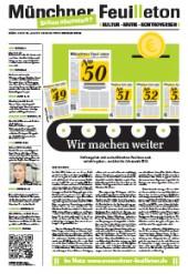 Münchner Feuilleton Ausgabe 50