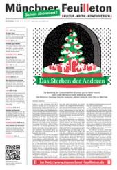 Münchner Feuilleton Ausgabe 58