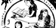 Drei Comics über den Arbeitswahnsinn