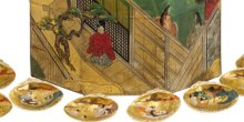 Collecting Japan: Lackkunst und Muschelspiel
