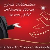 Max Straußwald wünscht frohe Weihnachten und ein gutes neues Jahr