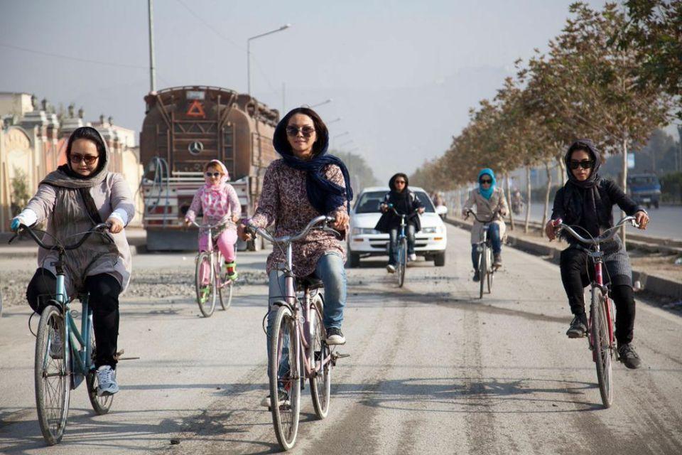 Afghan Cycles, fotka: Jenny Nichols