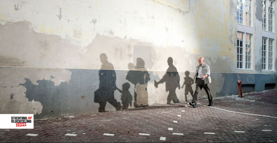 Nizozemska inicijativa Stichting Vluchteling - da izbjeglice ne budu nevidljive