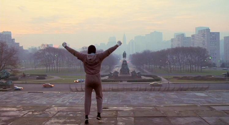 "Kultna scena iz prvog nastavka ""Rockyja"""