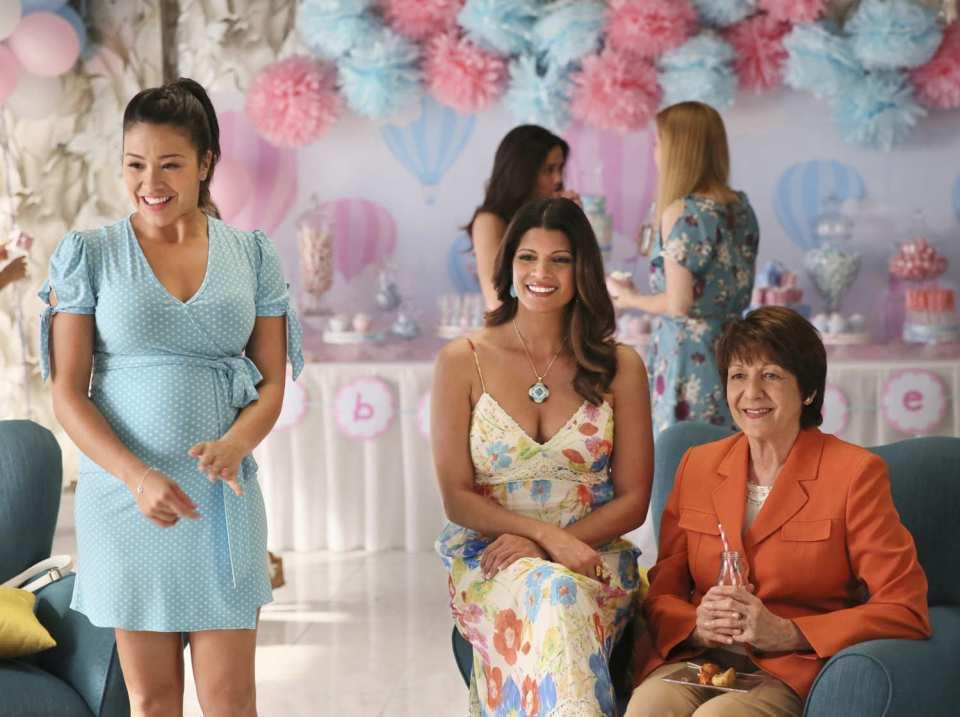 Jane, mama Xiomara i baka Alba