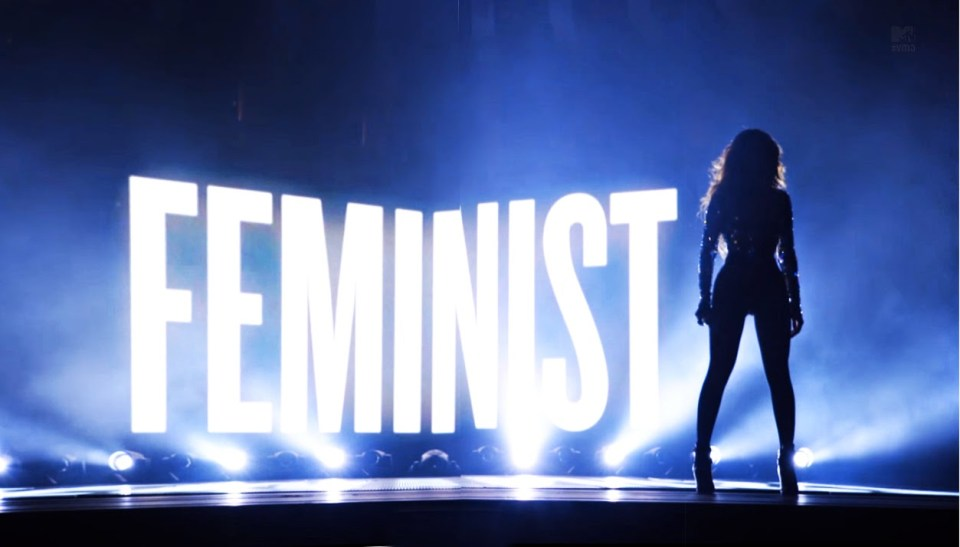 beyoncefeminist-politicafemminile