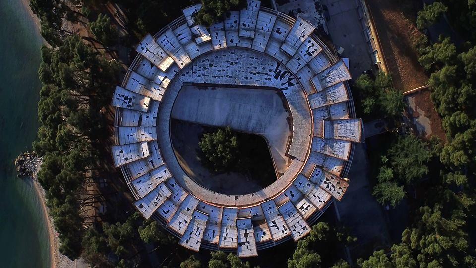 Dječje lječilište u Krvavici kraj Makarske, arhitekt Rikard Marasović