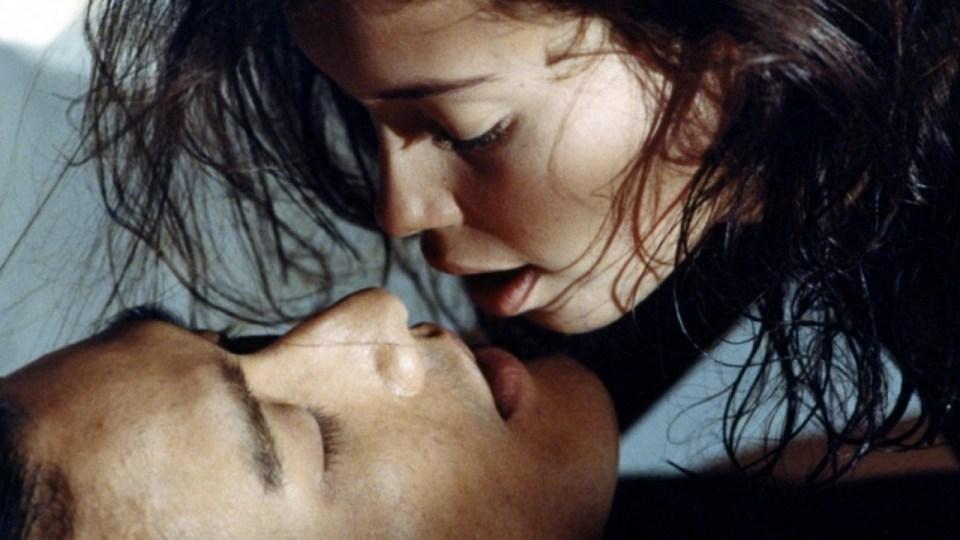Jane March i Tony Ka Fai Leung u filmu Ljubavnik