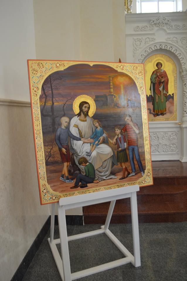 Černobil i Isus. Fotografije: Lea Horvat
