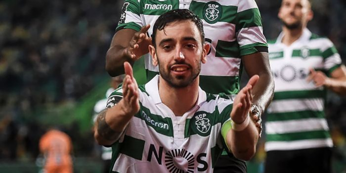 Manchester United and Sporting close to completing Bruno Fernandes deal – reports