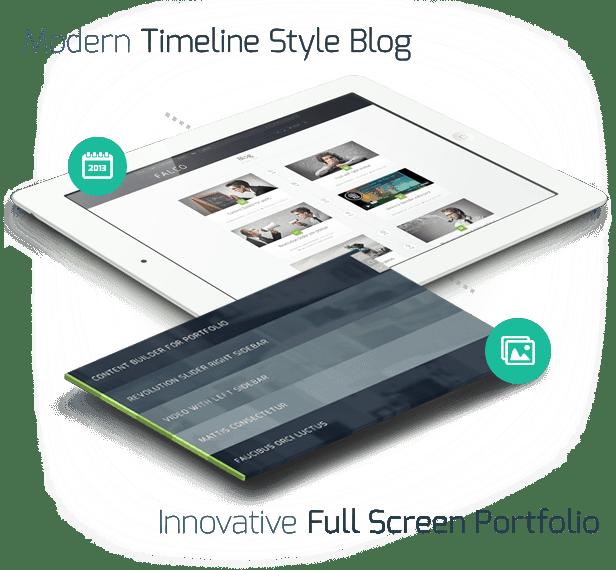 falco - timeline - Falco — Responsive Multi-Purpose WordPress Theme