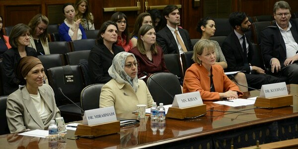 Hearing: Women's Education: Promoting Development, Countering Radicalism, House Committee on Foreign Affairs