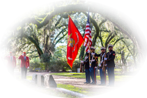 Marine Honor Guard Photo By: Lance Cpl. Melany Vasquez