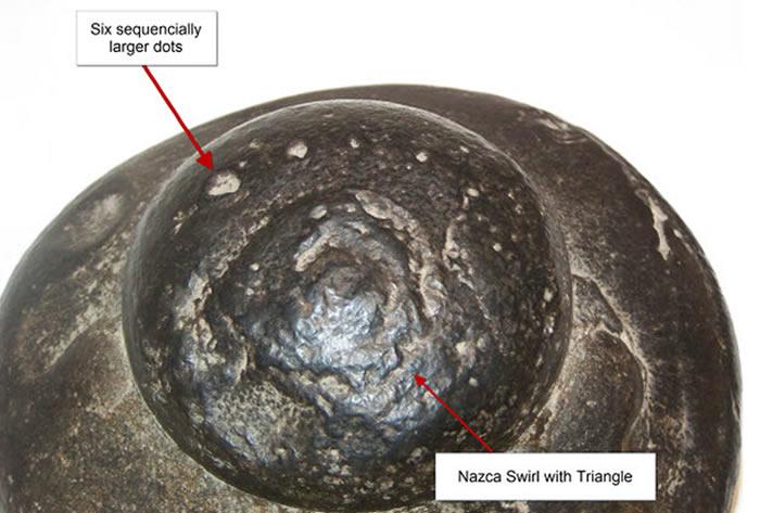 Roca OVNI de Nasca