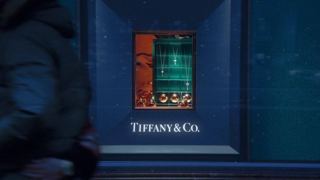 Tiffany: Holiday Windows 2020