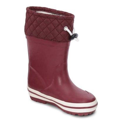 Bundgaard Sailor Rubber Boots Warm Bordeaux villavoodriga kummikud talveks