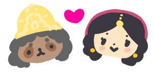 シャンタヌとサティヤヴァティー