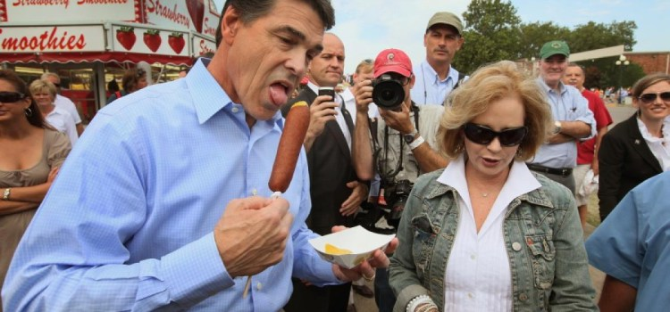 Mugdown Asks: Should The Academic Building be Renamed after Rick Perry?