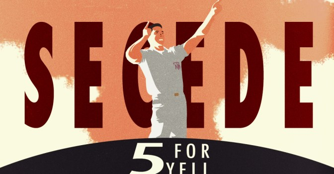 To Revote the Yell Leader Revote, 5 For Yell Announces Plans for a New University