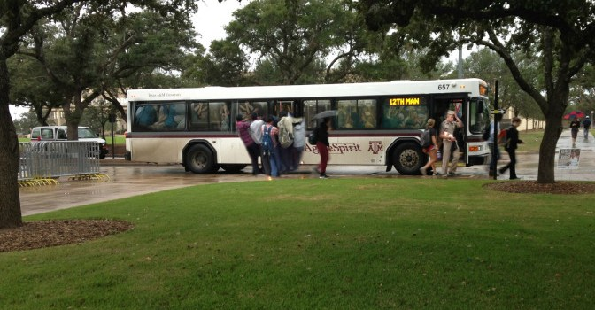 Spacious Spirit Bus Sets New Occupant Record
