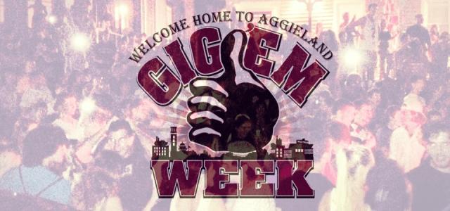 Gig' Em Week: A Freshman's First Taste of Responsibility