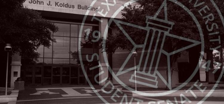 Senators Thankful Sexual Harassment Not A University Focus