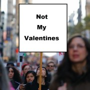 Students Protest Valentine's Privilege