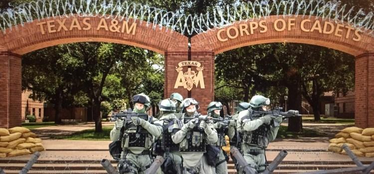 Corps Secret Police Hunts for Resistance Leaders