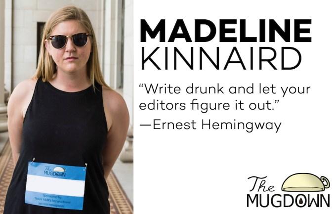Madeline Kinnaird