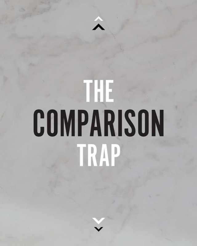 The Poison of Comparison 2 MUGIBSON WRITES