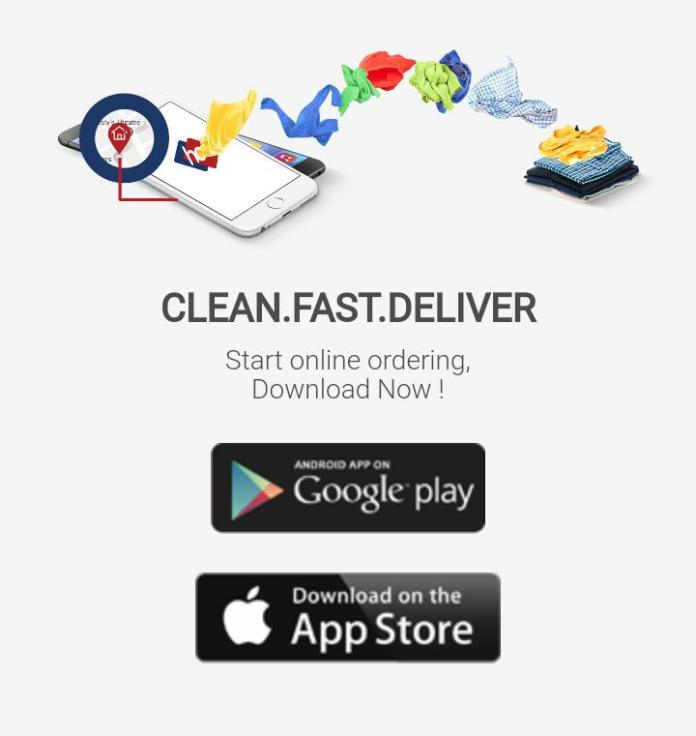Introducing Hoby Clean: a revolutionary online on-demand Laundry service. 9 MUGIBSON WRITES