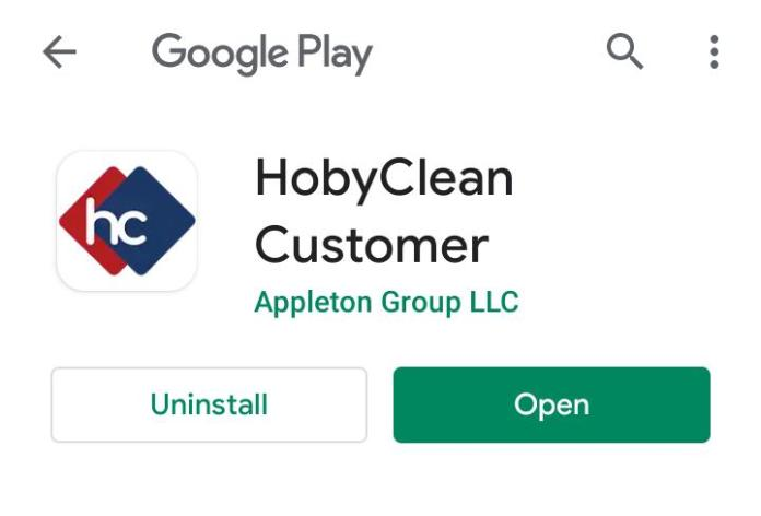 Introducing Hoby Clean: a revolutionary online on-demand Laundry service. 10 MUGIBSON WRITES