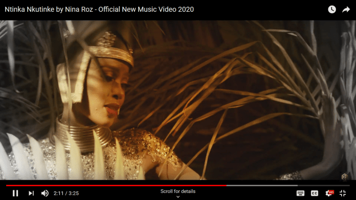 "Music Review: Nina Roz's ""Ntinka Nkutinke"" 5 MUGIBSON WRITES"