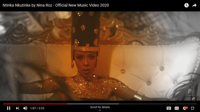"Music Review: Nina Roz's ""Ntinka Nkutinke"" 6 MUGIBSON WRITES"
