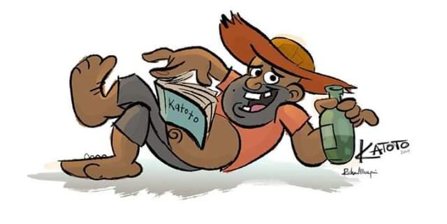 Ugandan animation Katoto in COVID19 awareness campaign: 10 MUGIBSON WRITES