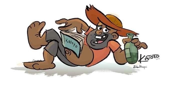 Ugandan animation Katoto in COVID19 awareness campaign: 9 MUGIBSON WRITES