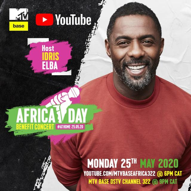"""Bebe Cool, Sean Paul, Nasty C, Teni, Sho Madjozi and more to perform in the """"Africa Day"""" Benefit Concert At Home. 7 MUGIBSON WRITES"""