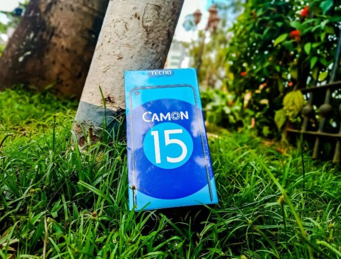 TECNO once again joins hands with MTN; in new Camon 15 unveiling. 3 MUGIBSON WRITES