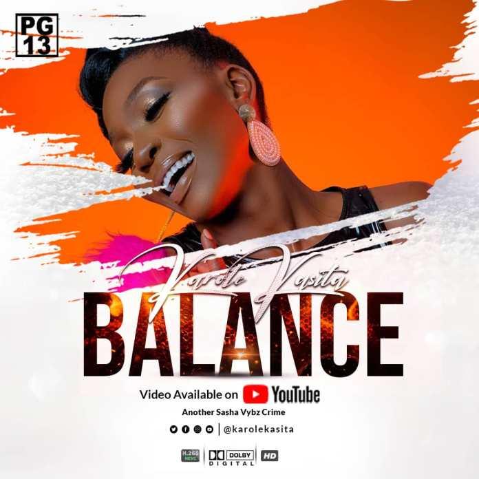Karole Kasita outs colorful 'Balance' visuals: Watch Here: 1 MUGIBSON