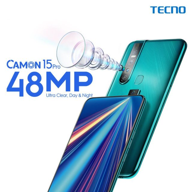 TECNO once again joins hands with MTN; in new Camon 15 unveiling. 5 MUGIBSON WRITES