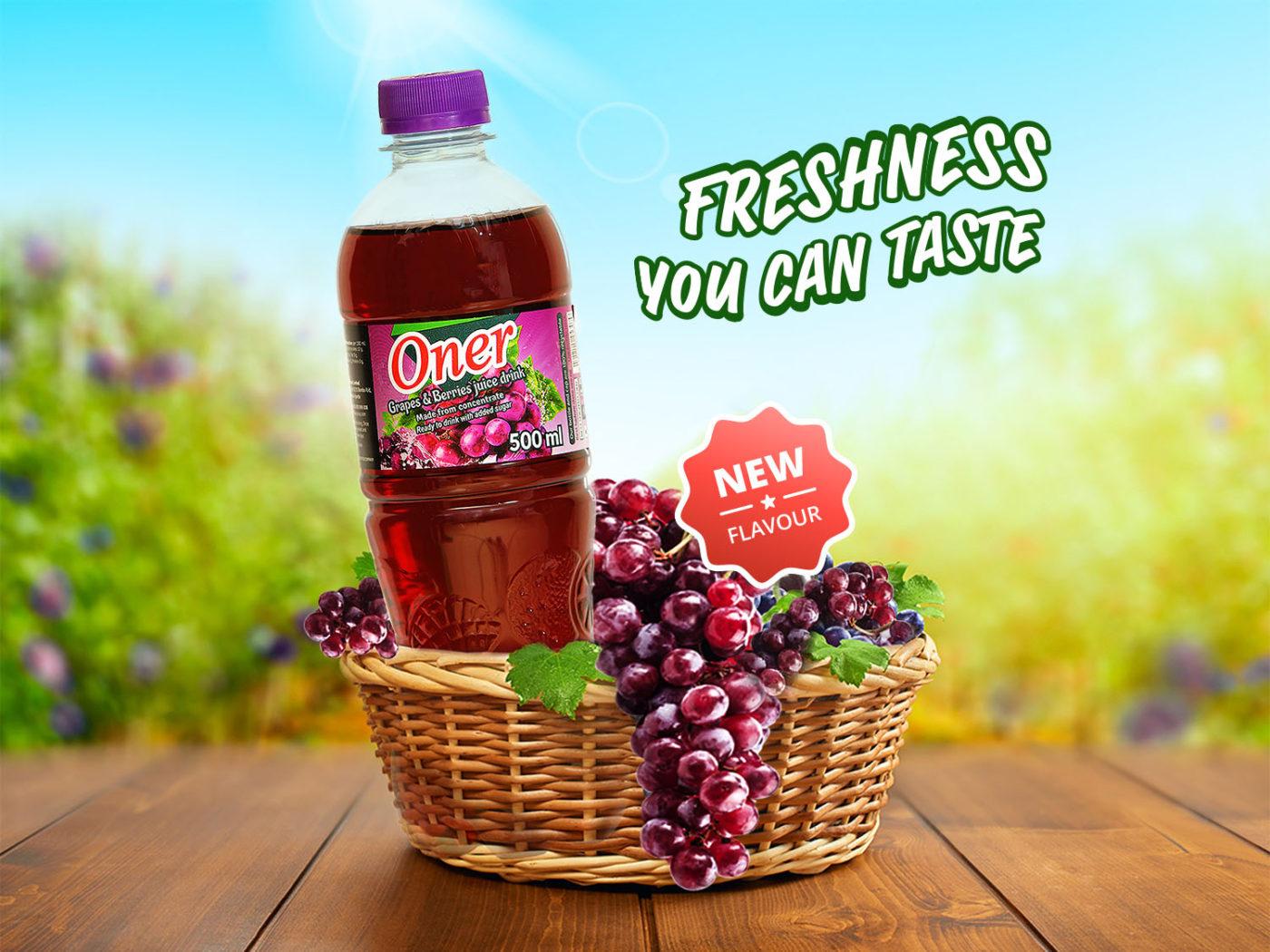 RIHAM announces new Oner Fruit Juice Flavour 1 MUGIBSON WRITES