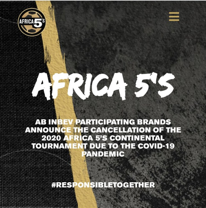 The 2020 Africa5s Premier Social League called off due to COVID-19: 4 MUGIBSON WRITES