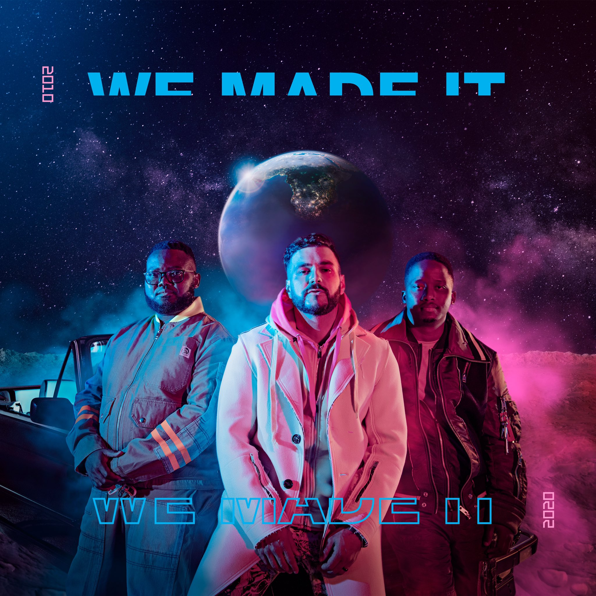 Mi Casa's sonic 5th album 'We Made It'. a REVIEW 1 MUGIBSON WRITES