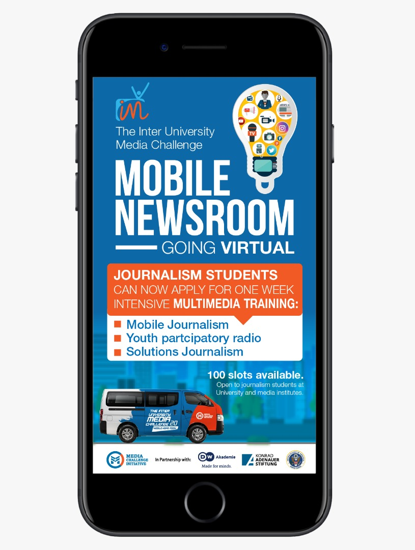 The 2020 Inter University Media Challenge Edition goes virtual. Here's how to apply 1 MUGIBSON WRITES