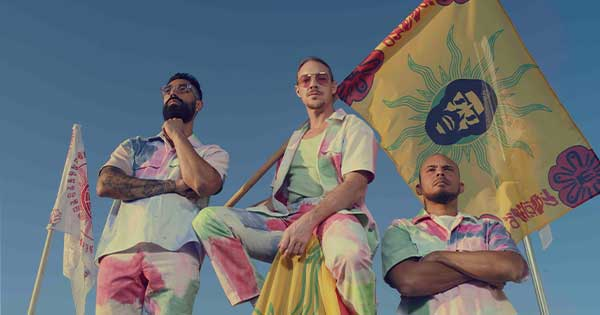 Electronic Dance Music Making Trio Major Lazer Drop Fourth Studio Album 'Music Is the Weapon'. Listen to It Here 1 MUGIBSON WRITES